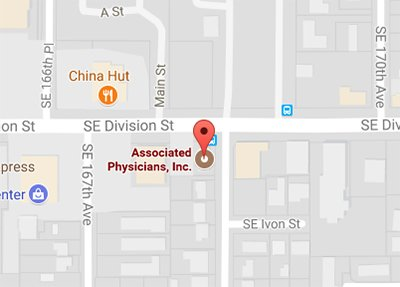 Associated Physicians on Google Maps